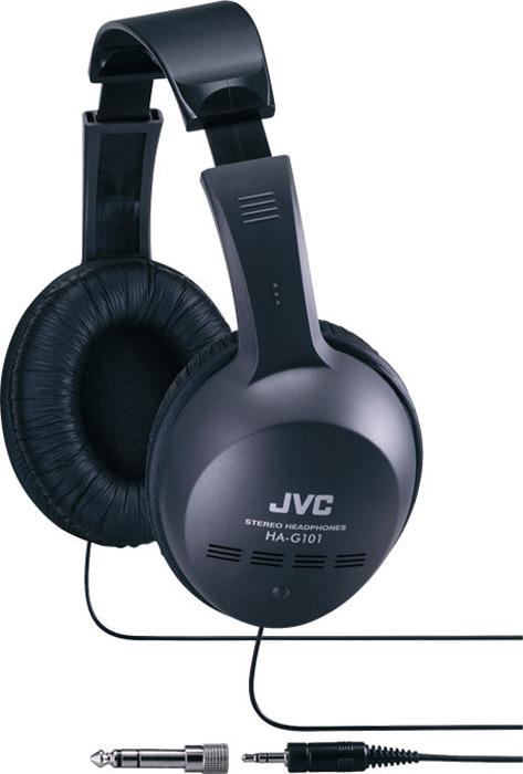 JVC HA-G101, Black наушники
