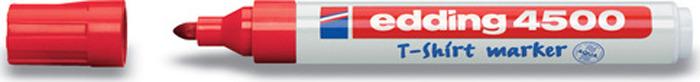 Маркер по ткани Edding E-4500/5s, 5 цветов
