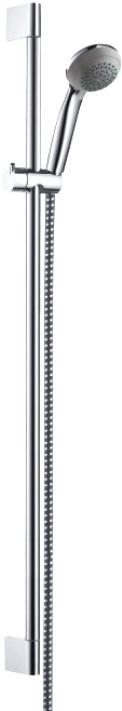 Душевой комплект Hansgrohe Crometta 85 27651000 душевая лейка hansgrohe crometta 85 vario 28562000