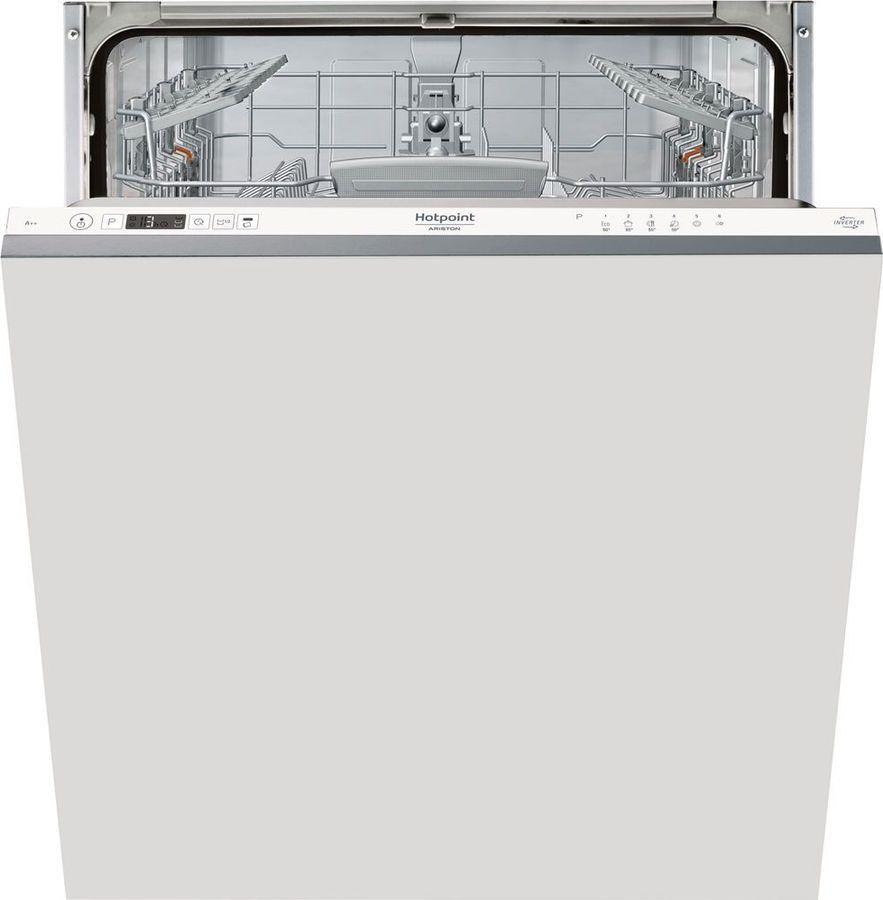 Посудомоечная машина Hotpoint-Ariston HIC 3B+26, 90000006099, встраиваемая, белый