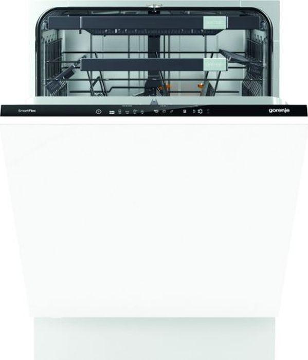 Посудомоечная машина Gorenje GV66260, 90000007243, встраиваемая, белый