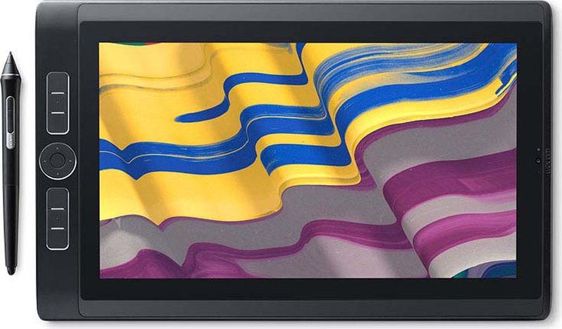 Графический планшет Wacom Mobile Studio Pro 13, 512GB, цвет: черный графический планешт wacom mobile studio pro 13 512gb цвет черный