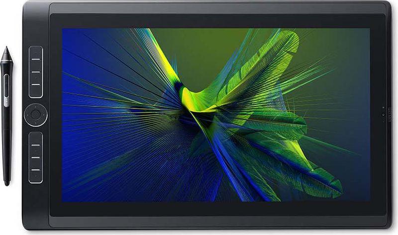 Графический планшет Wacom Mobile Studio Pro 16, 256GB, цвет: черный графический планешт wacom mobile studio pro 13 512gb цвет черный