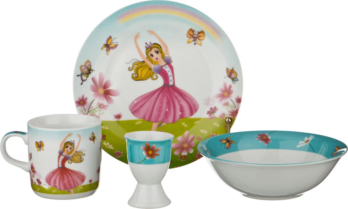 Набор столовой посуды Lefard, 4 предмета. C164 ланчбоксы наборы посуды unbranded 2 1