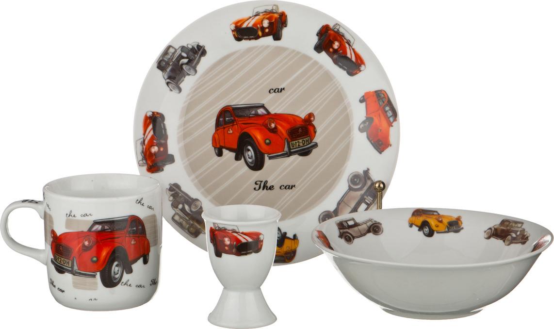 Набор столовой посуды Lefard, 4 предмета. C336 ланчбоксы наборы посуды unbranded 2 1