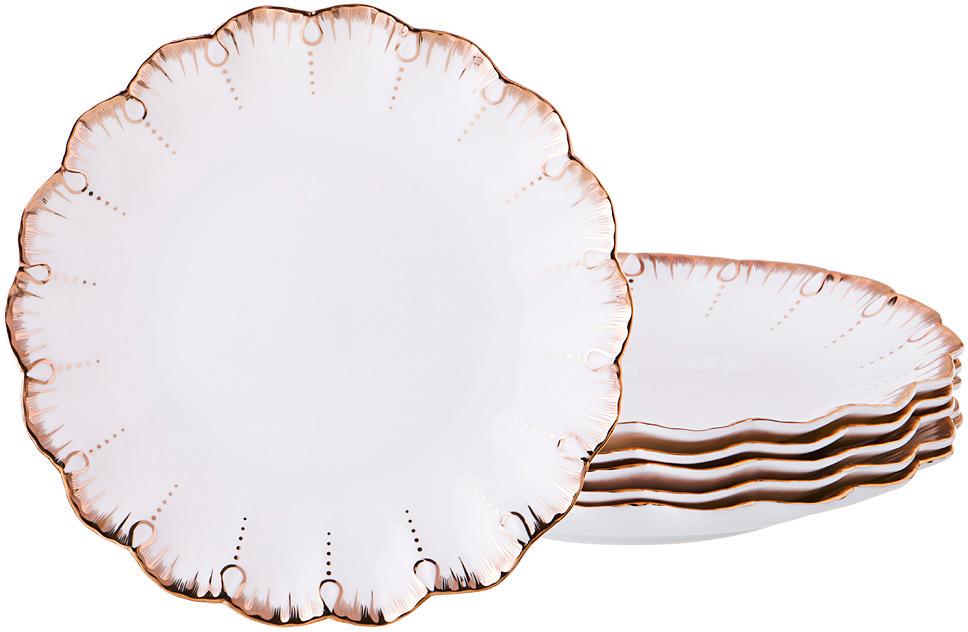 Набор десертных тарелок Lefard