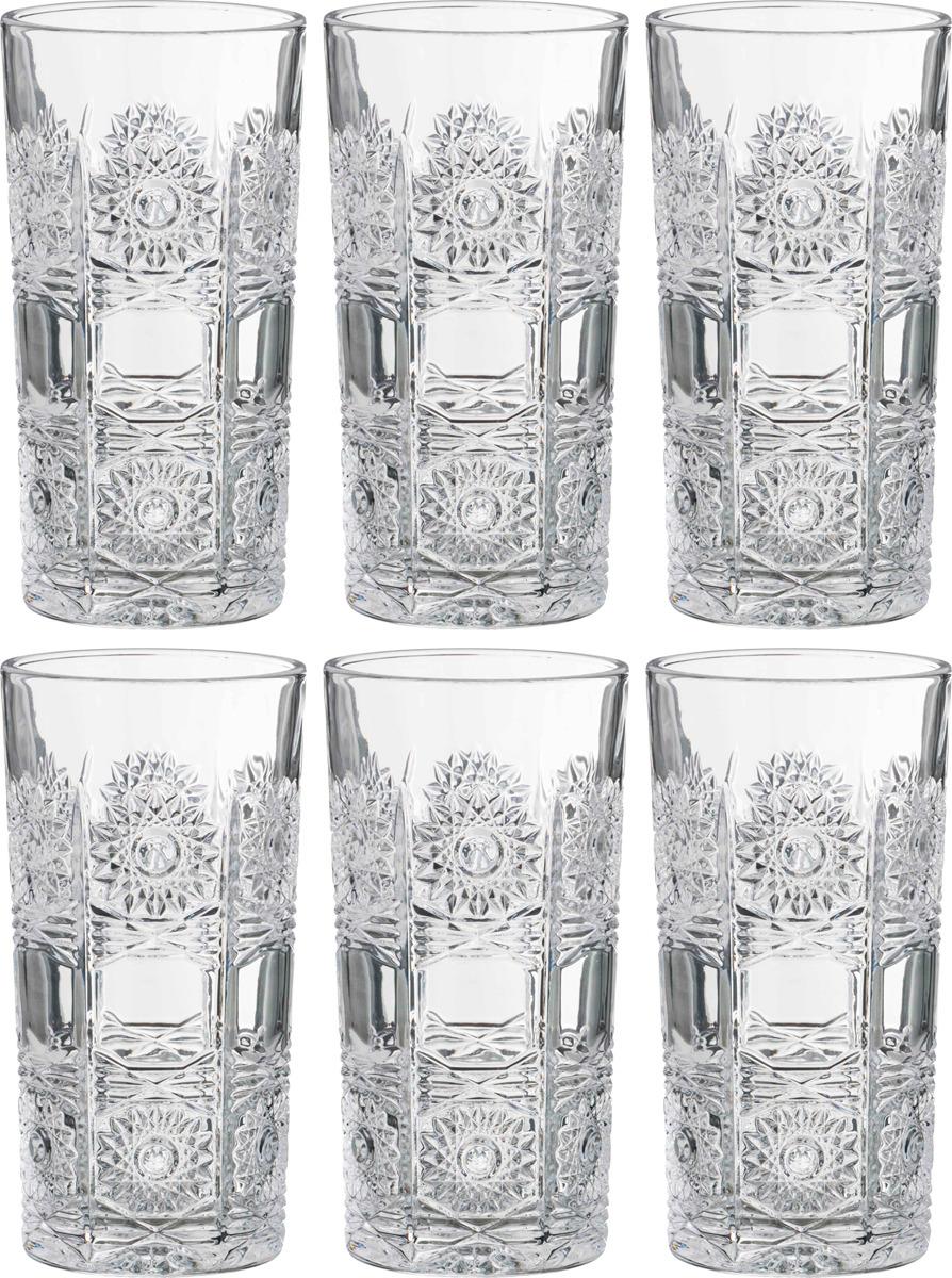 Набор стаканов Lefard Muza Crystal, 300 мл, 6 шт. T1017PKT1017PKНабор стаканов Lefard Muza Crystal, 300 мл, 6 шт. T1017PK