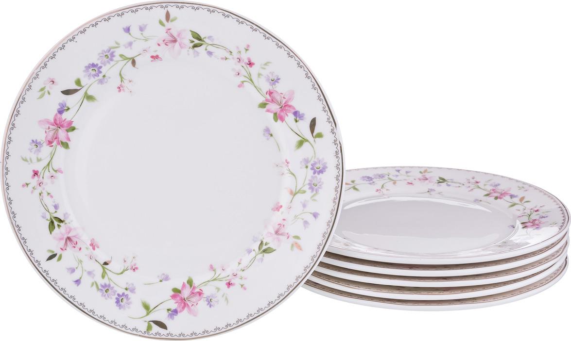 Набор десертных тарелок Lefard, диаметр 20 см, 6 шт. 274831 цены