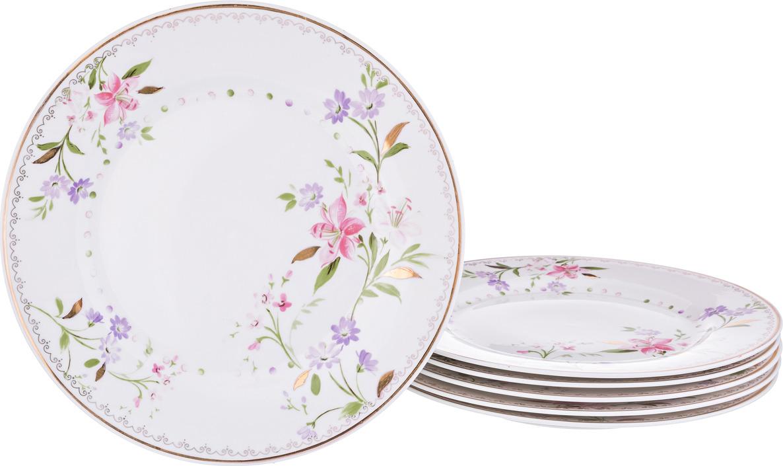Набор подстановочных тарелок Lefard, диаметр 25 см, 6 шт. 274832 цена