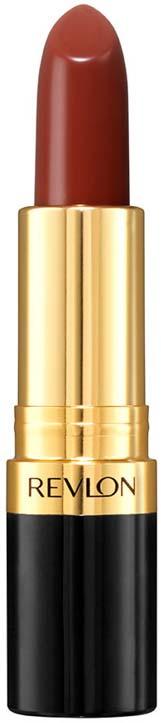 Помада для губ Revlon Super Lustrous Lipstick Rum Raisin, тон №5357209919092Помада с повышенным блеском Revlon Super Lustrous является классической цветной помадой Revlon. Идеальное покрытие - глубокий цвет и насыщенная текстура. Атласно-гладкая, мягкая формула с использованием шелка, обогащена увлажняющими компонентами. Устойчивый цвет.
