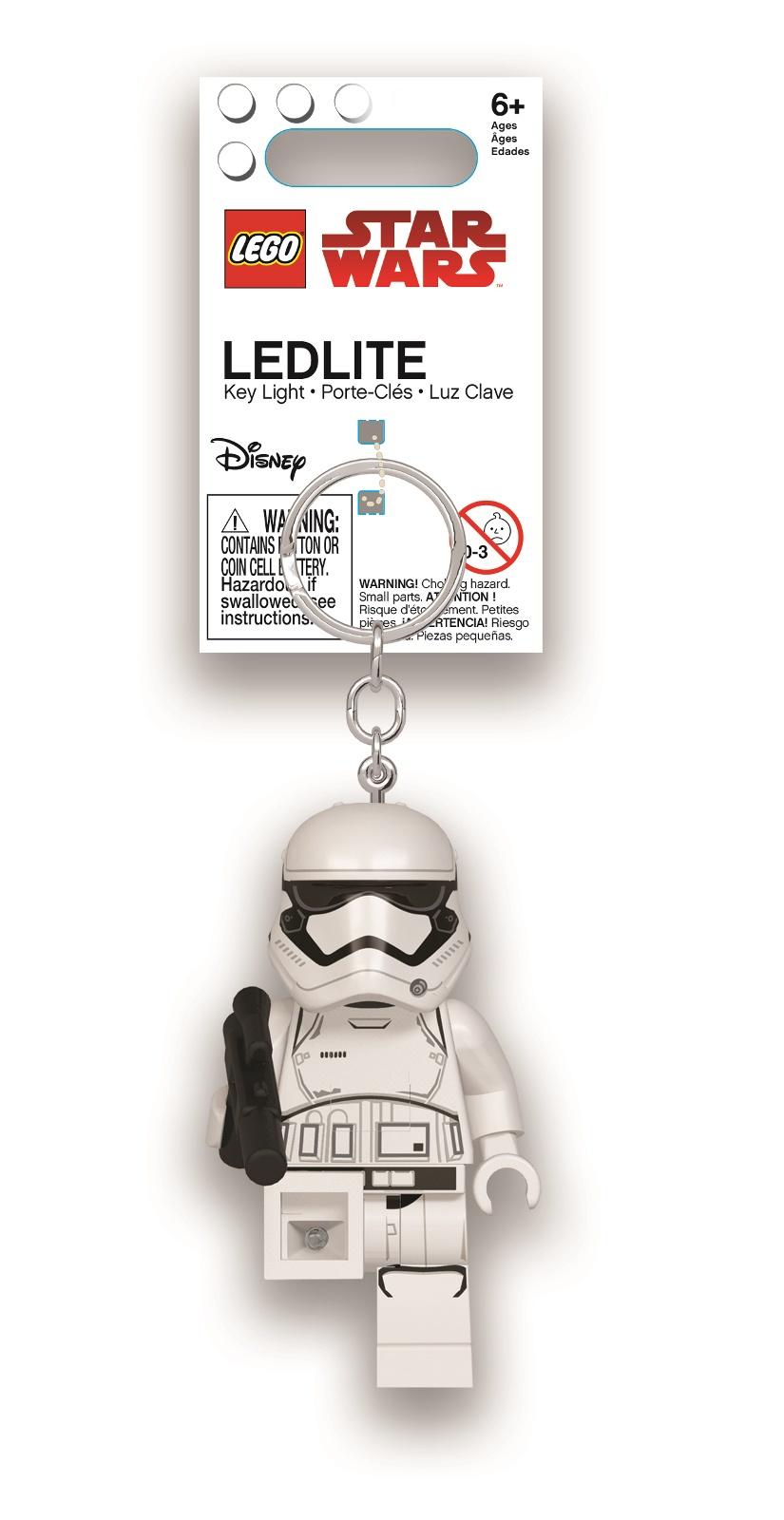 Брелок-фонарик для ключей Lego <b>Star Wars</b> - <b>First Order</b> ...