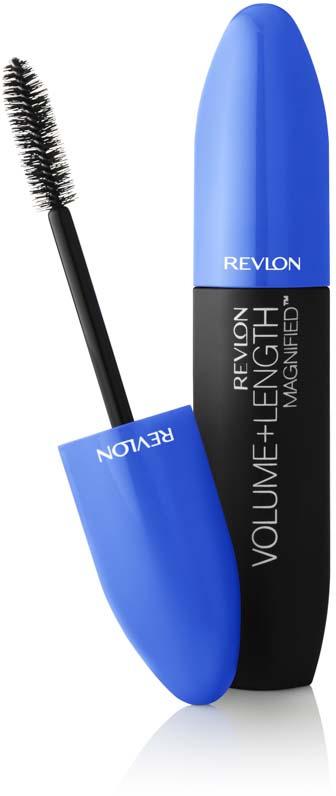 Тушь для ресниц Revlon Mascara Volume + Length Magnified Nwp, объем+длина, Blackened Brown, тон №303 все цены