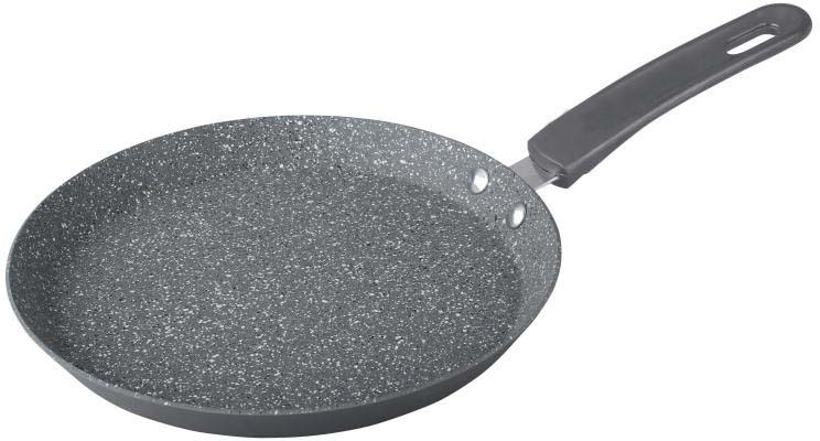 Сковорода блинная Bekker, с мраморным покрытием. Диаметр 26 см. BK-7955