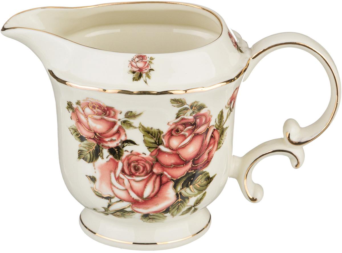 Молочник Lefard Корейская роза, 250 мл. TS3733 молочник lsa dine цвет белый 250 мл