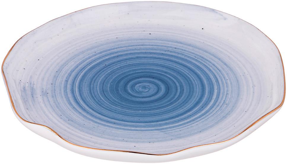Блюдо Lefard Колор де аква, 19 х 19 х 2 см. 388566 аква колор колер аква колор синий 100мл