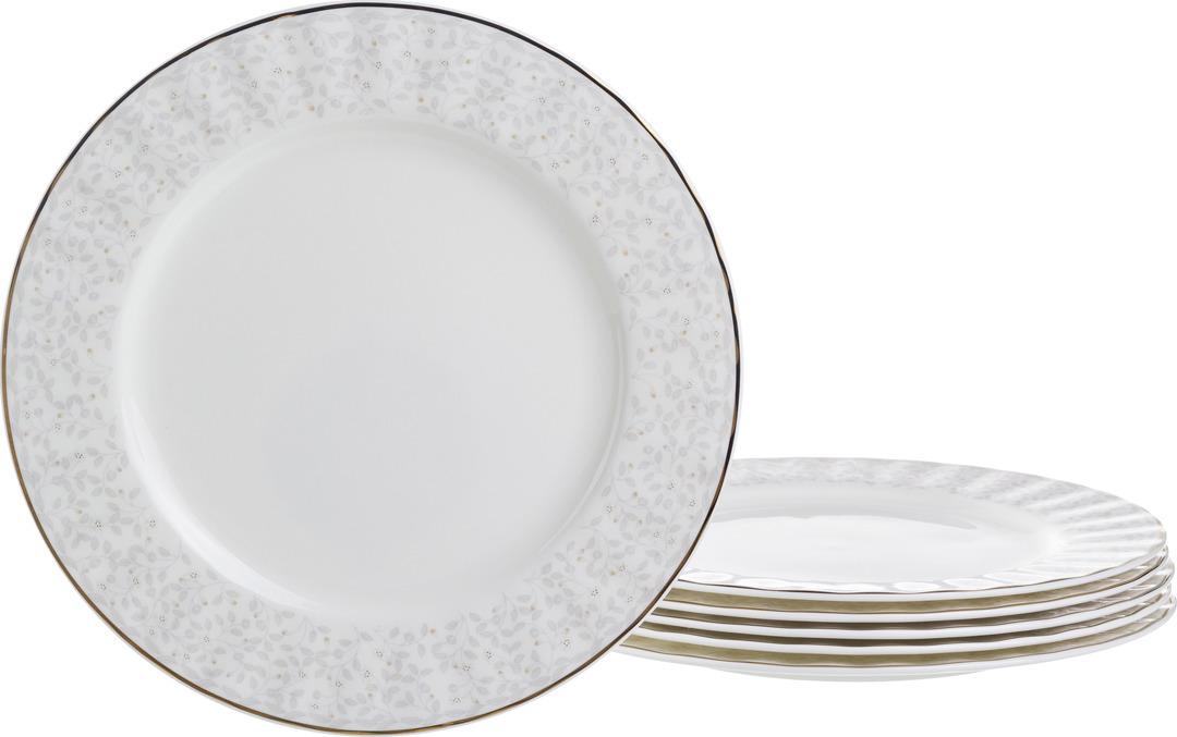 Набор подстановочных тарелок Lefard Вивьен, диаметр 27 см, 6 шт. HY0174M080-6/10.5 цена