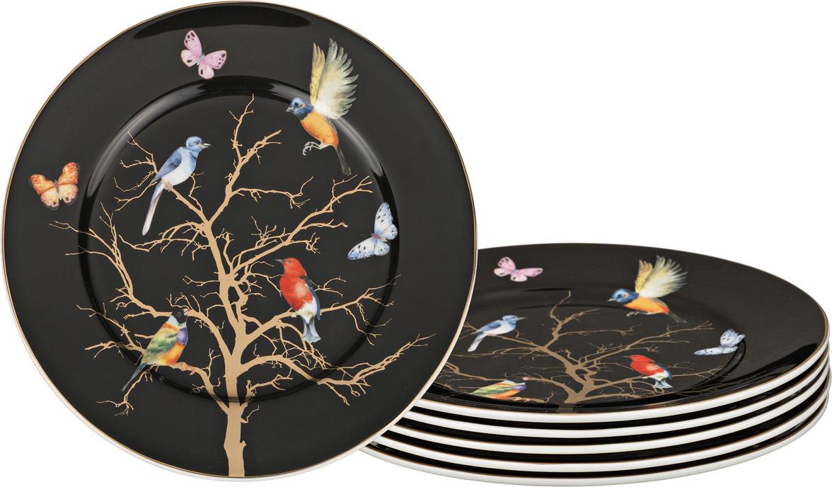 Набор десертных тарелок Lefard, диаметр 21 см, 6 шт. 264753 цены