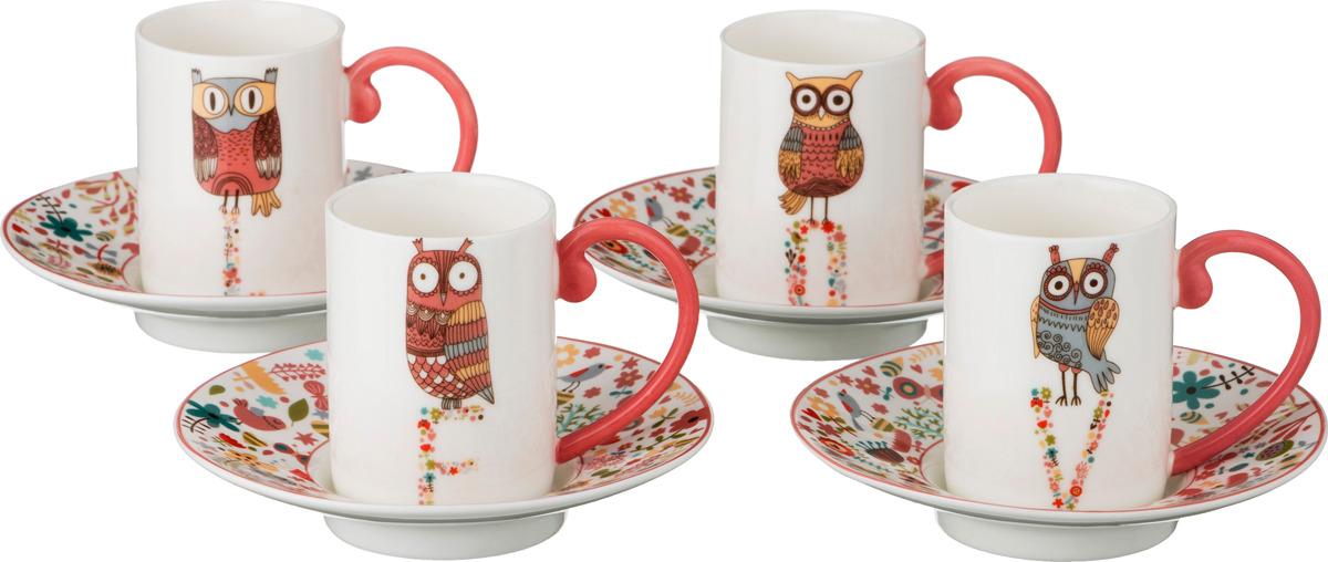 Набор чайный Lefard, 8 предметов. K7340 набор посуды rainstahl 8 предметов 0716bh