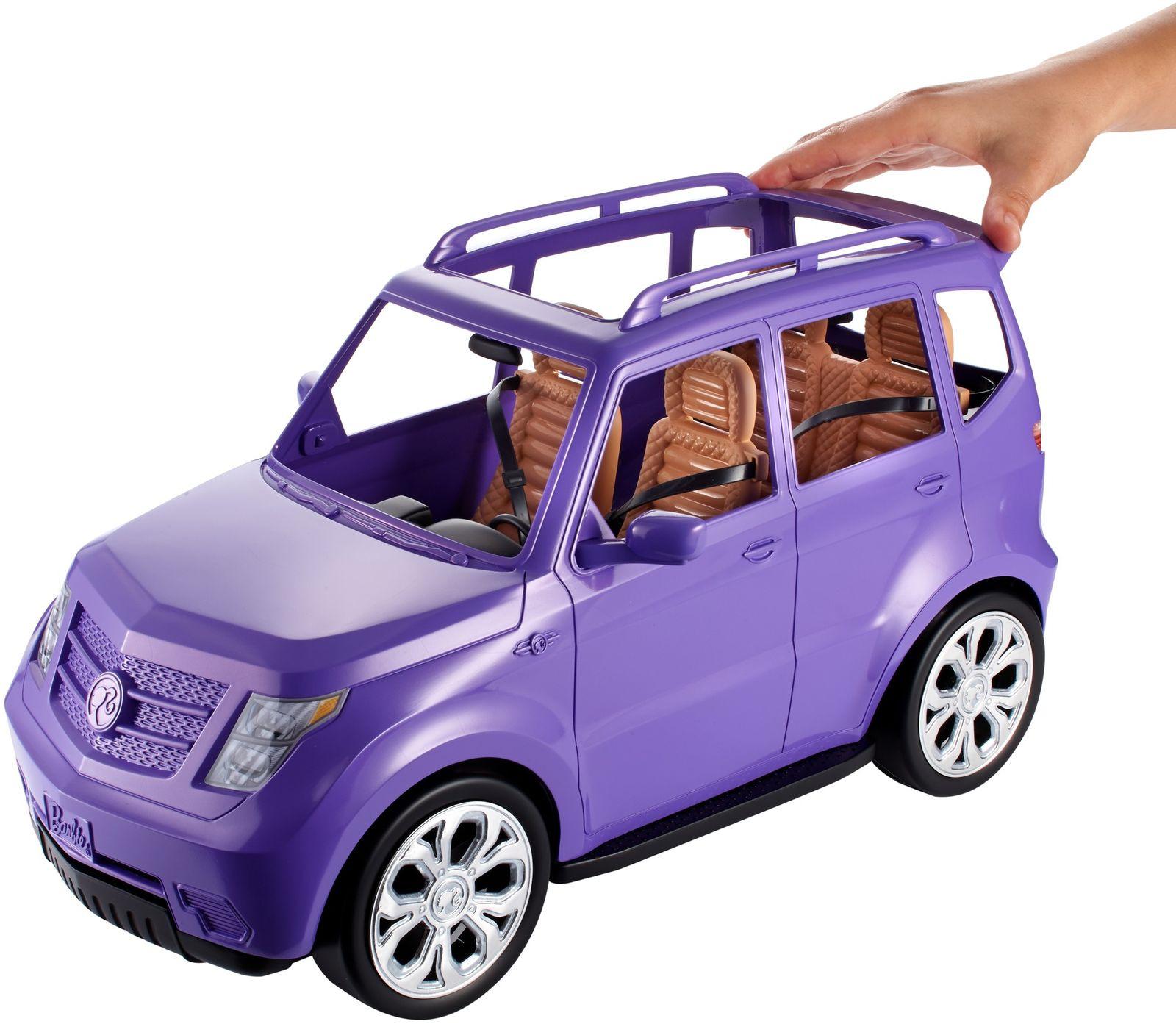 машины для кукол барби фото назвать