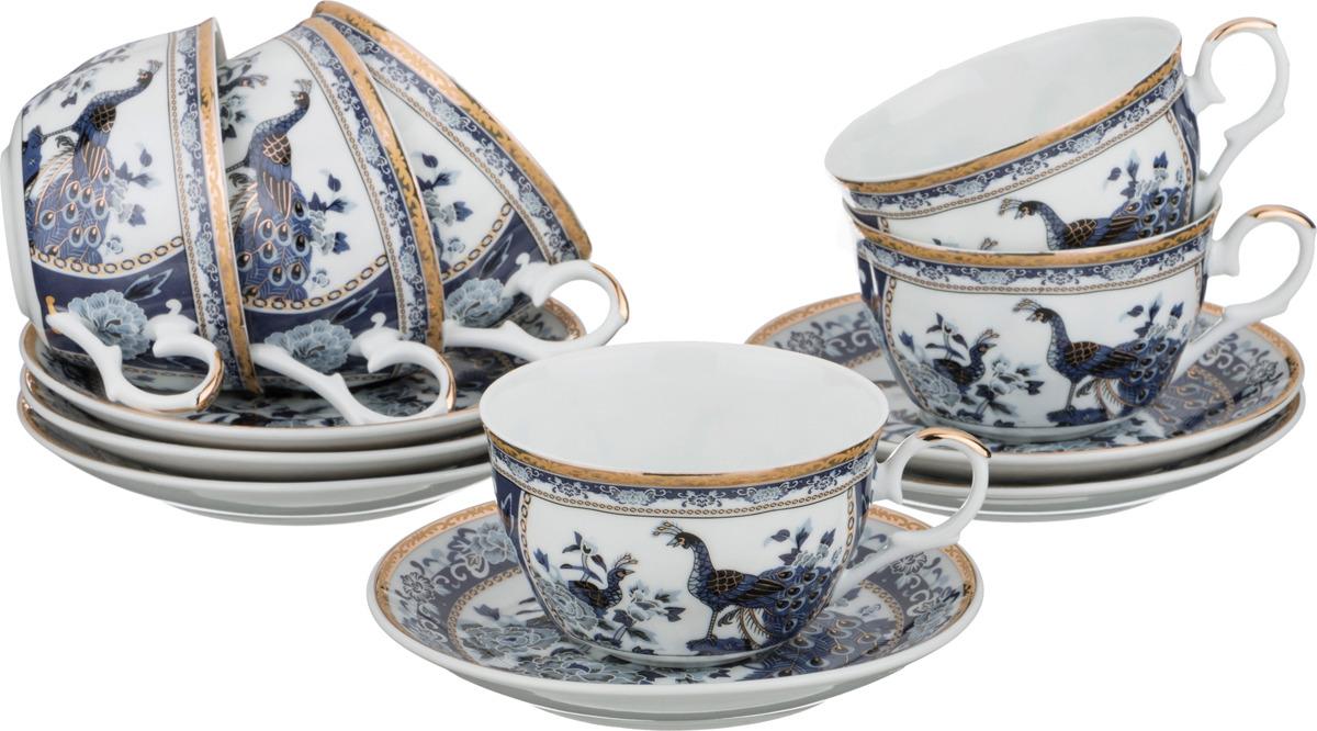 Набор чайный Lefard, 12 предметов. 6JBS1002-5 винный набор 5 предметов 1064579