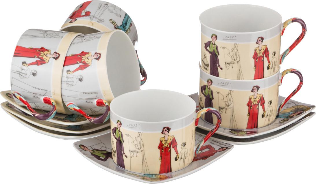 Набор чайный Lefard, 12 предметов. NY-EG3060 все цены