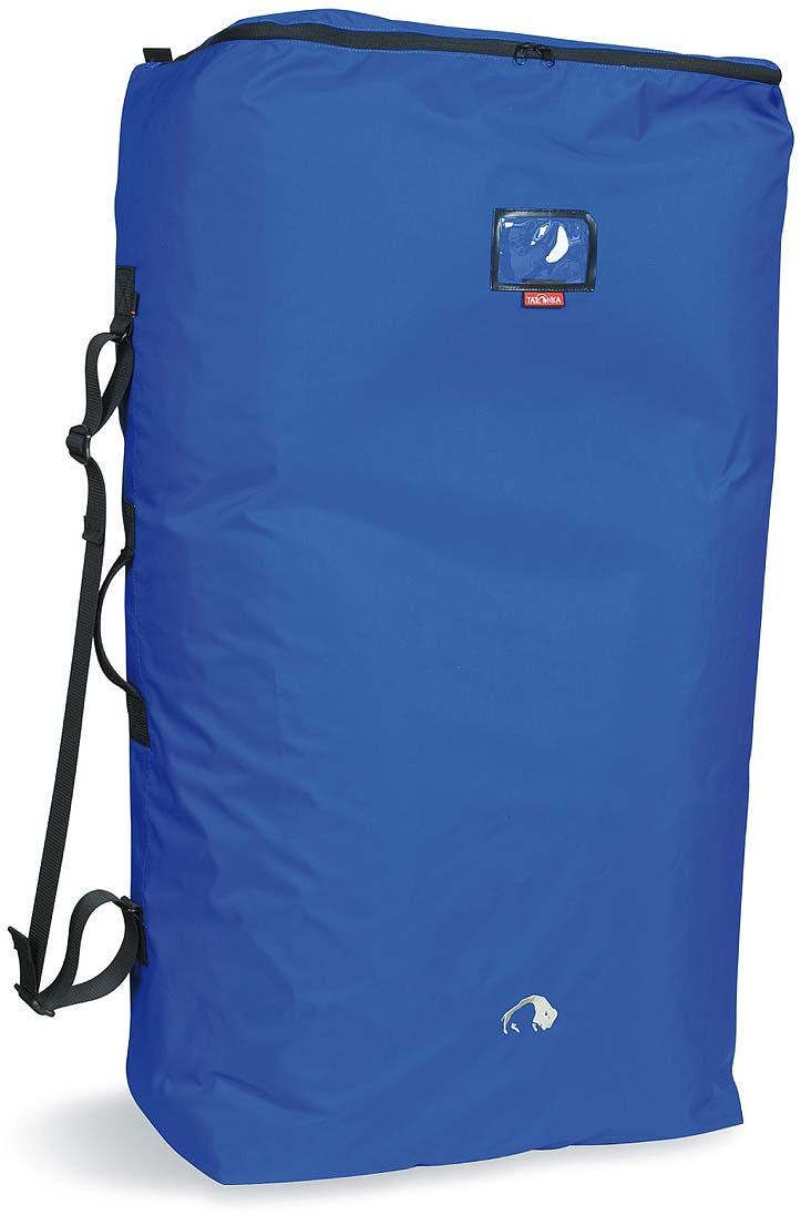 цена Чехол для рюкзака Tatonka Schutzsack L, цвет: синий, до 150 л онлайн в 2017 году