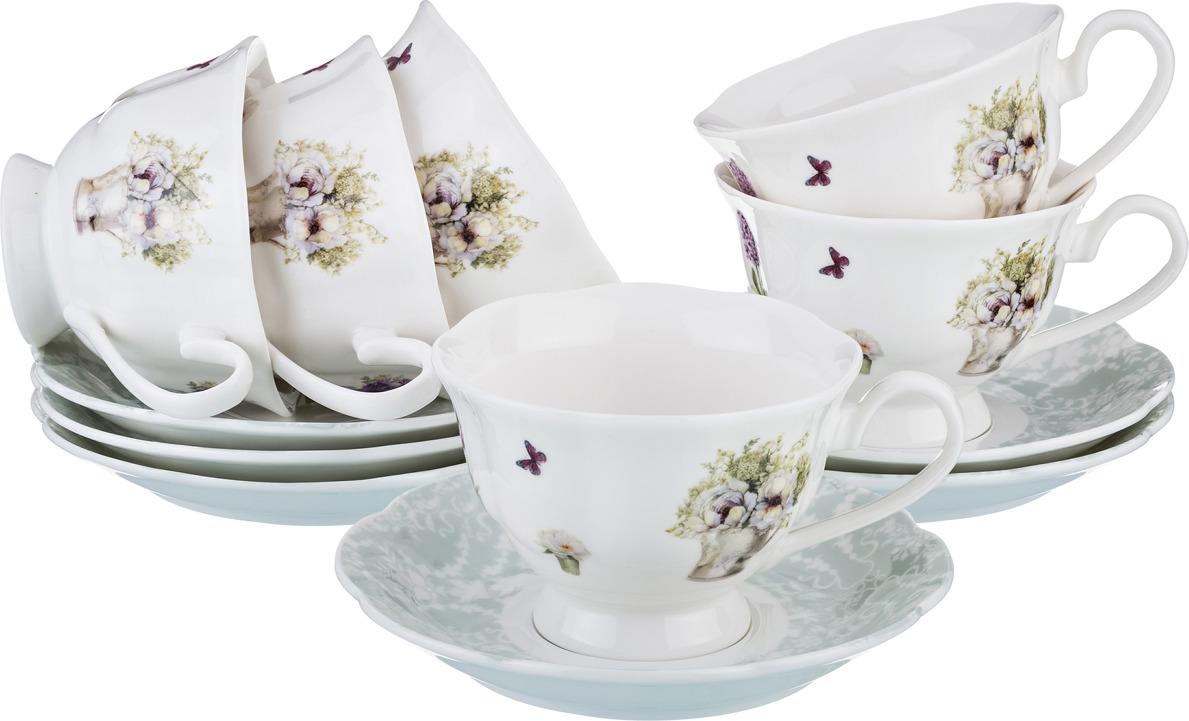 Набор чайный Lefard, 12 предметов. 87118 набор чайный olaff красный стебель 12 предметов