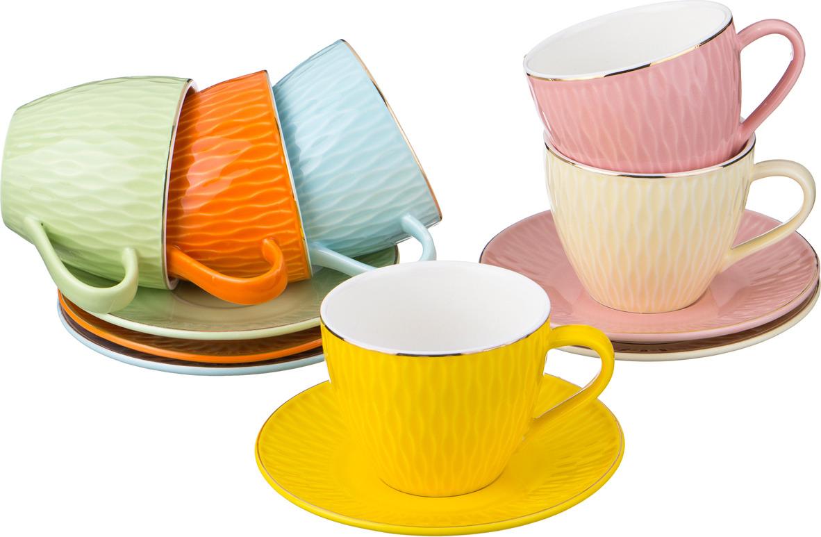 Набор чайный Lefard, 12 предметов. 389423 набор чайный 220 мл bohemia набор чайный 220 мл