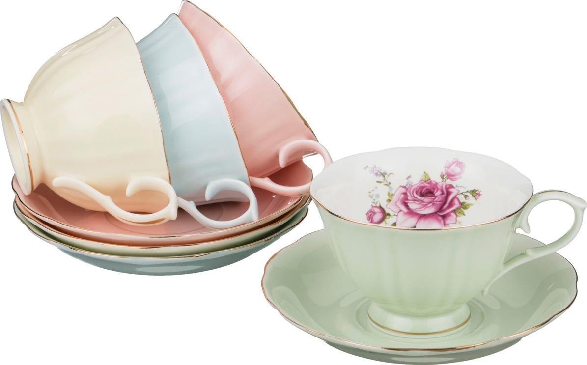 Набор чайный Lefard Времена года, 8 предметов. K6101 набор чайный lefard времена года 760 430 250 мл на 4 персоны 8 предметов