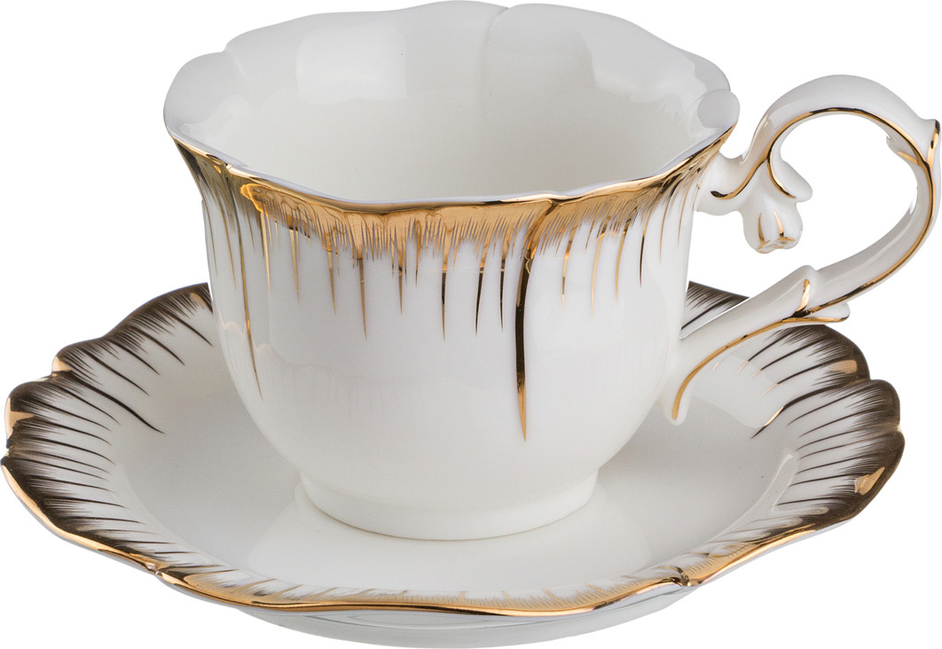 Набор чайный Lefard Цветочная симфония, 2 предмета. 590048 набор чайный 2 пр цветочная грация 250 мл под уп 1021433