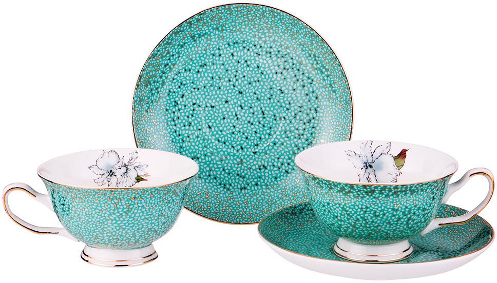 Набор чайный Lefard, 4 предмета. GB08A38-4 цена