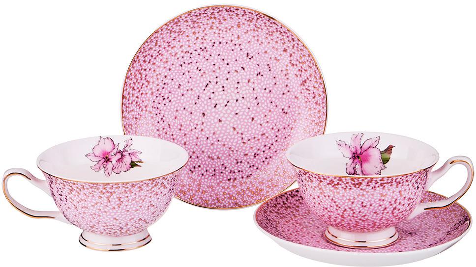 Набор чайный Lefard, 4 предмета. GB08A39-4 цена