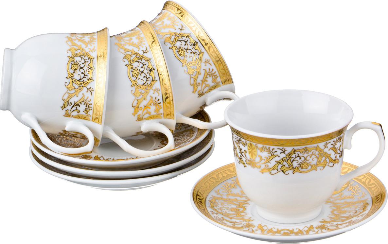 Набор чайный Lefard, 8 предметов. 389428 набор карнавальных масок эврика америка xx век 8 предметов