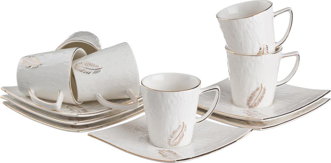 Сервиз кофейный Lefard, 12 предметов. 1198-4-12PCS цена и фото