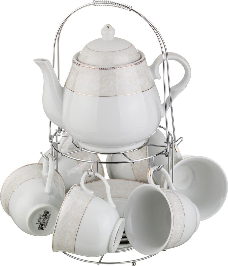 Набор чайный Lefard, 13 предметов. 389271 чайный набор ens group радуга 13 предметов