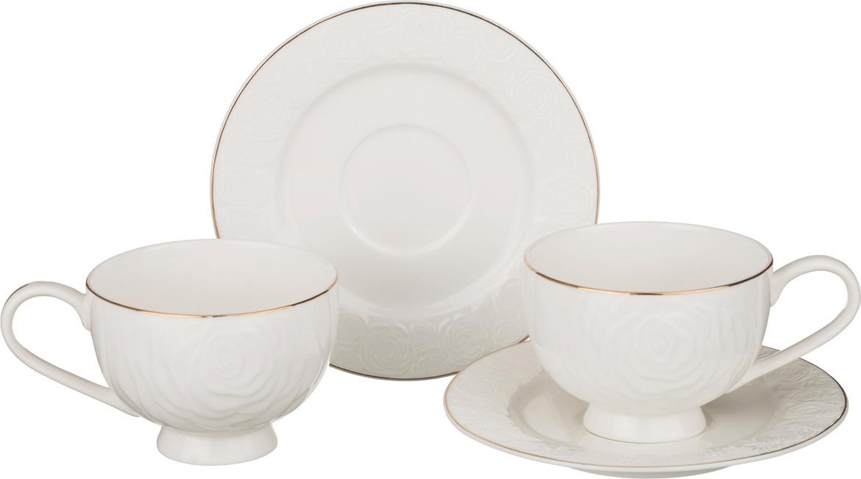 Набор чайный Lefard, 4 предмета. CBW-17714G-250-2