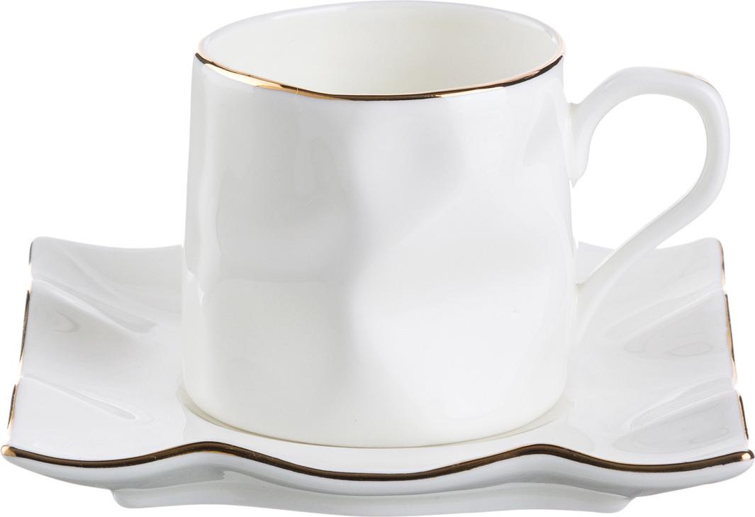 Сервиз кофейный Lefard, 2 предмета. HY0249D171-150CC цена и фото