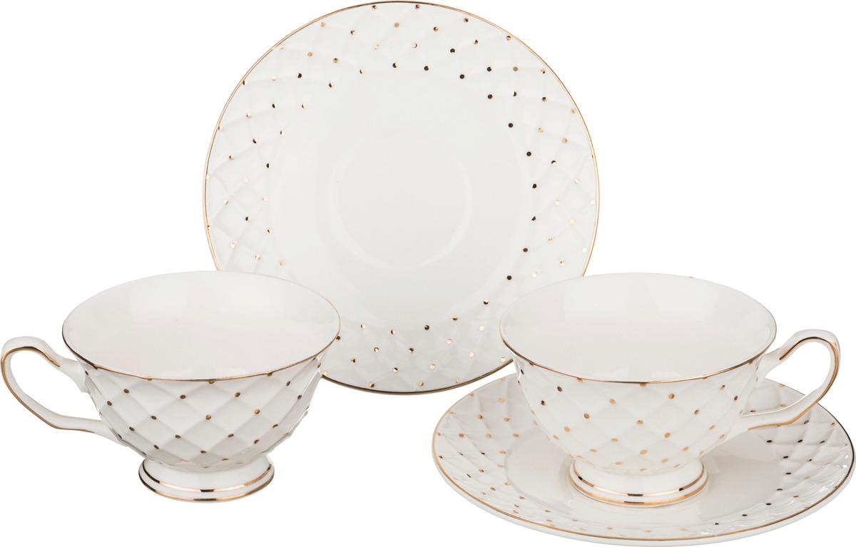 Набор чайный Lefard, 4 предмета. 007-11SY-4007-11SY-4Набор чайный Lefard, 4 предмета. 007-11SY-4