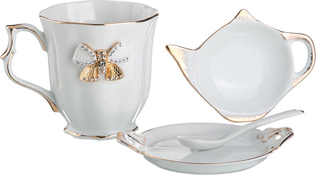 Набор чайный Lefard Venezia, 4 предмета. 552819 цена