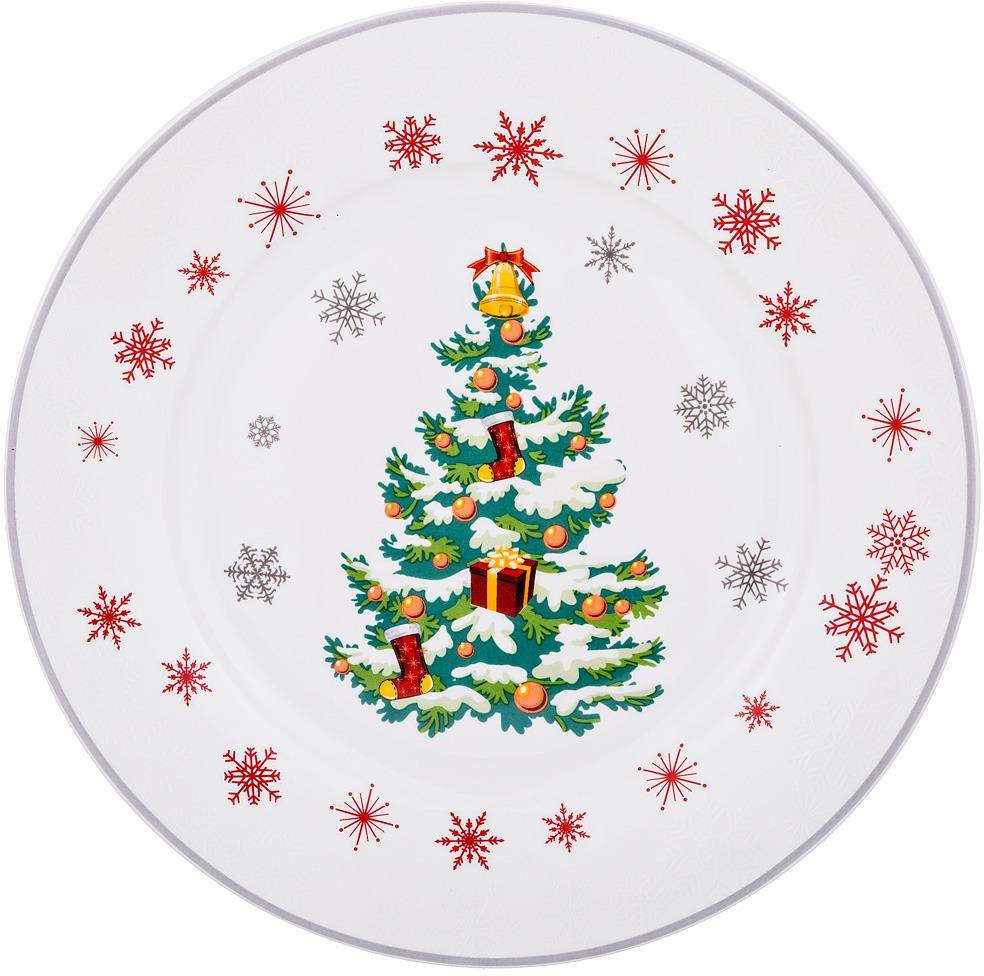 Тарелка десертная Lefard, диаметр 19 см. 87138 тарелка десертная ломоносовская керамика диаметр 21 см