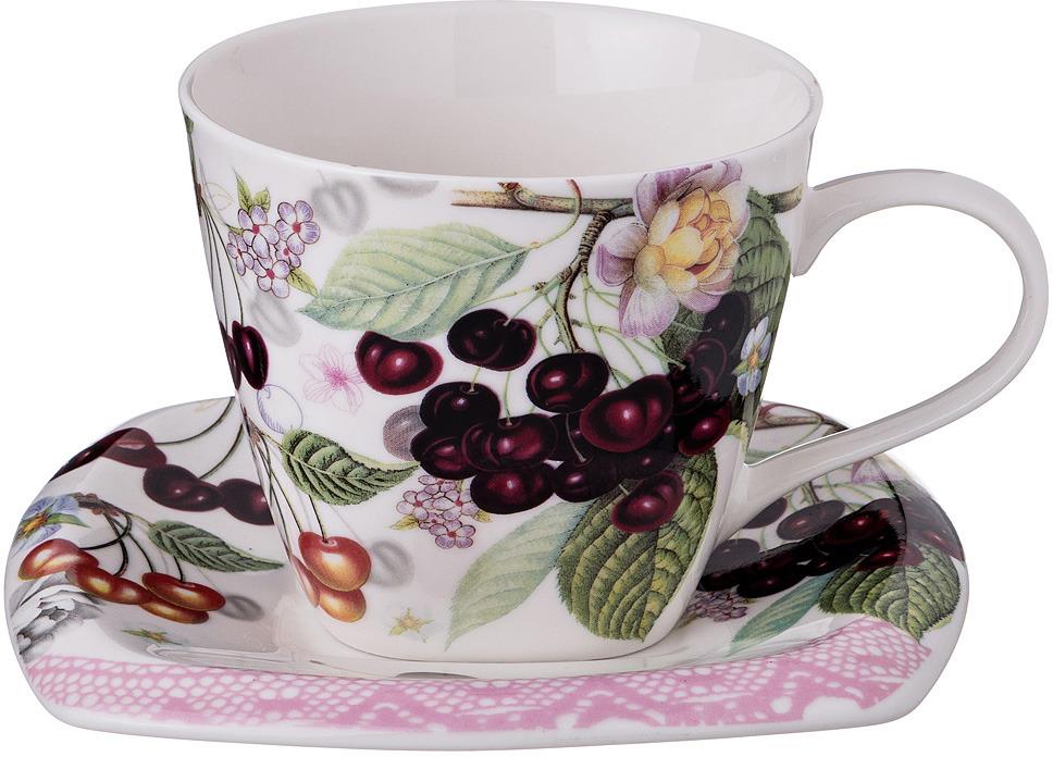 Набор чайный Lefard, 2 предмета. QY171-06-1 набор чайный 220 мл bohemia набор чайный 220 мл