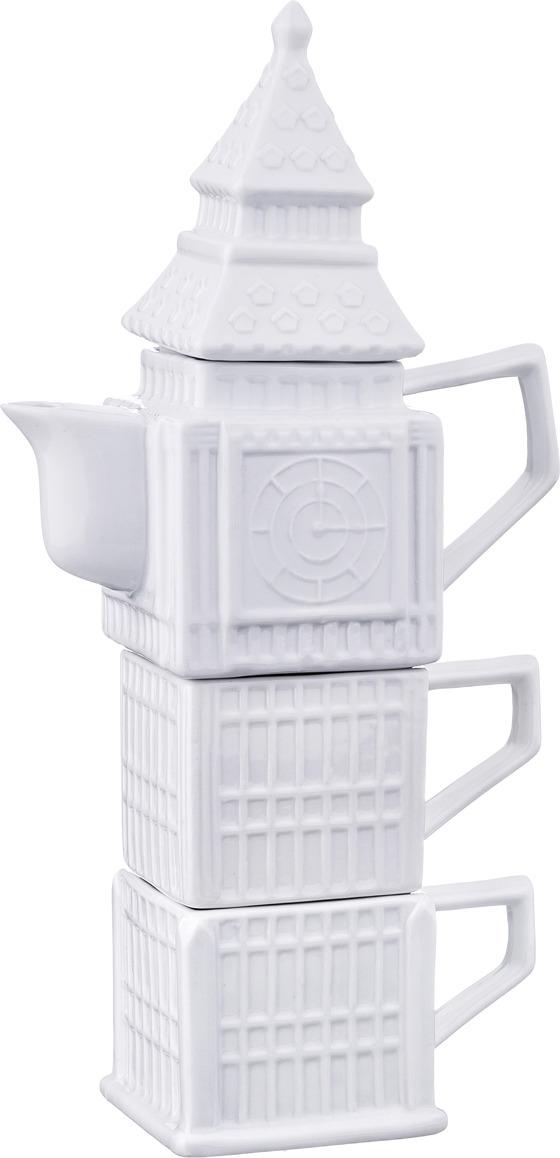 Набор чайный Lefard Лондон, 3 предмета. 797019 набор чехлов для дивана и кресел мартекс с карманами 3 предмета 05 0751 3