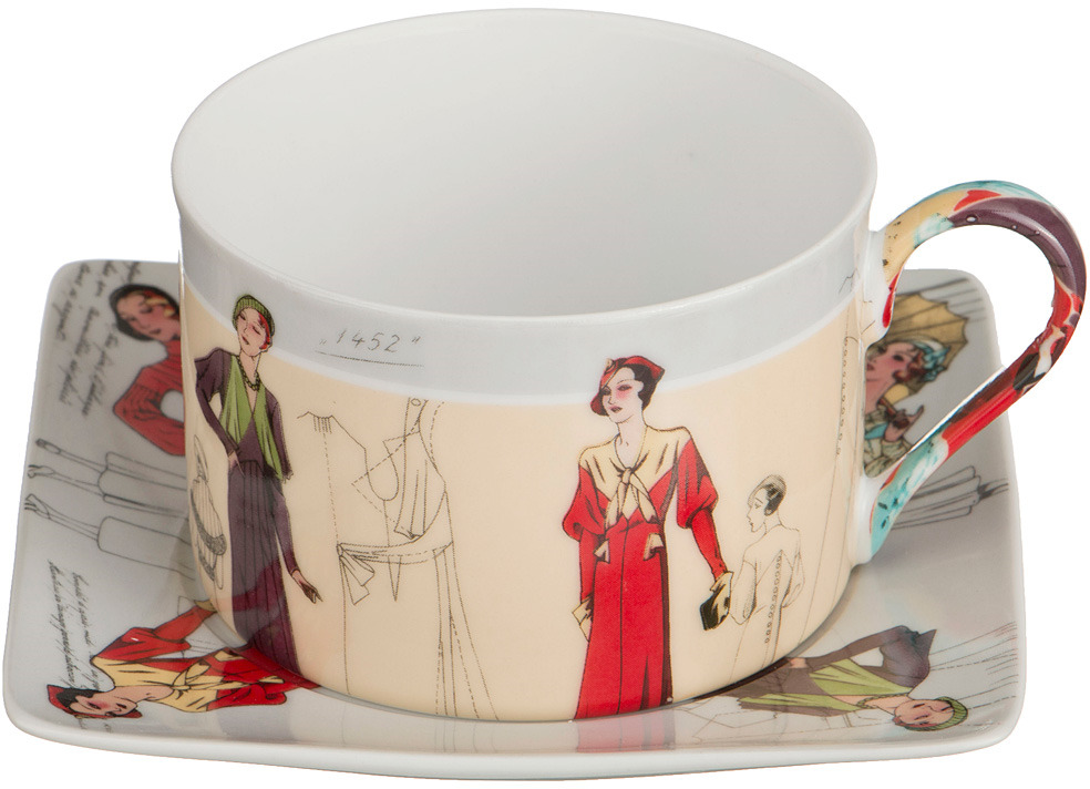 Набор чайный Lefard, 2 предмета. NY-EG3060/2
