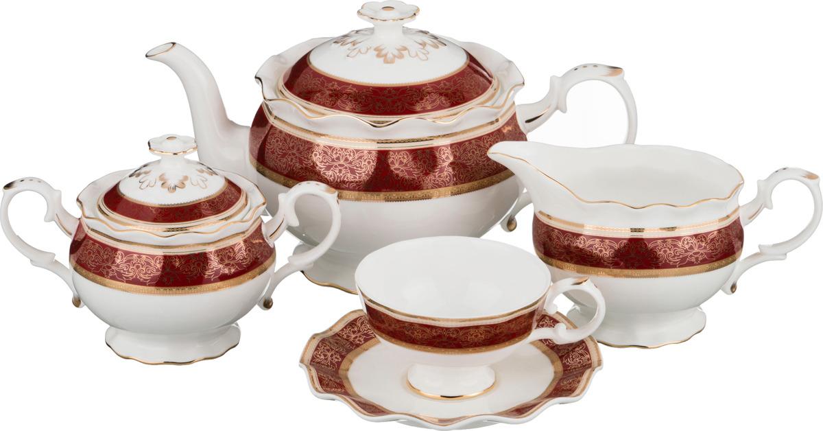 Набор чайный Lefard, 15 предметов. 586324 набор чайный lefard грэй 15 предметов j086 10 jd v650