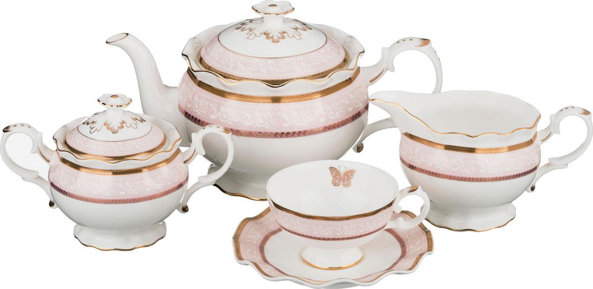Набор чайный Lefard, 15 предметов. 586330 набор чайный lefard грэй 15 предметов j086 10 jd v650