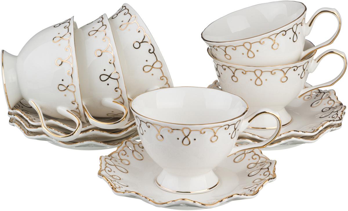 Набор чайный Lefard Лаура, 12 предметов. 84670