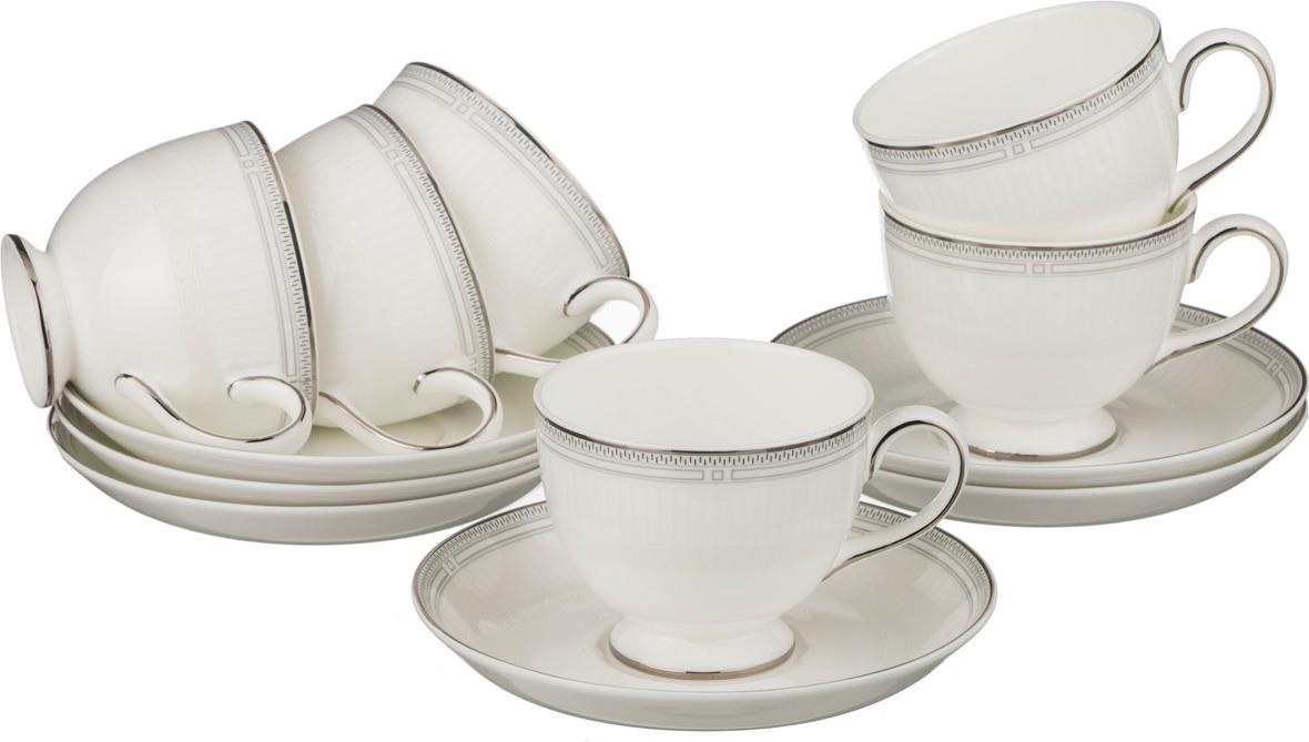 Набор чайный Lefard Грэй, 12 предметов. C079-6-JD-V650 набор чайный lefard грэй 15 предметов j086 10 jd v650