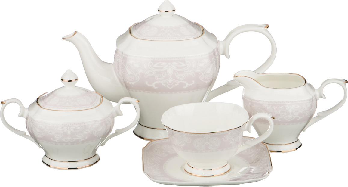 Набор чайный Lefard, 15 предметов. HYT0495M1747 набор чайный lefard грэй 15 предметов j086 10 jd v650