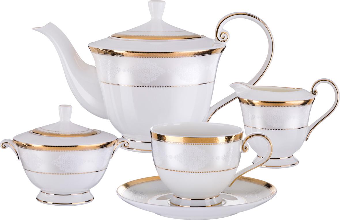 Набор чайный Lefard, 15 предметов. HYT0697M1787 набор чайный lefard грэй 15 предметов j086 10 jd v650