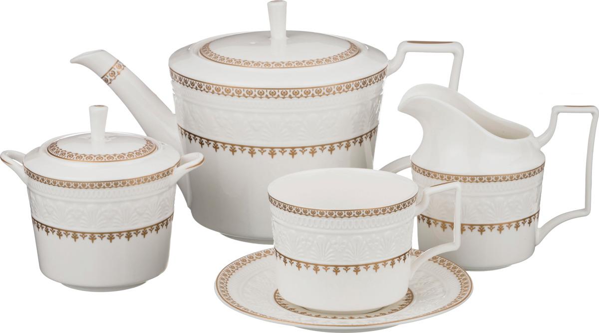 Набор чайный Lefard, 15 предметов. K6962/Re3 набор чайный lefard грэй 15 предметов j086 10 jd v650